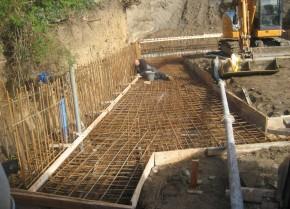 Bespoke House Construction 1B