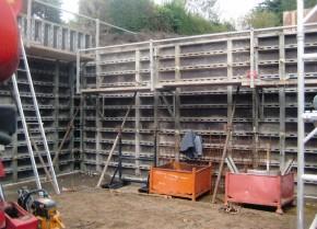 Bespoke House Construction 1E