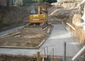 Bespoke House Construction 1F