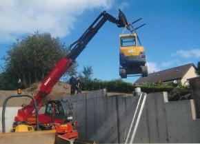 Bespoke House Construction 1H