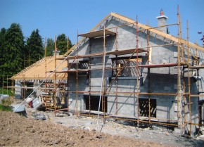 Bespoke House Construction 1J