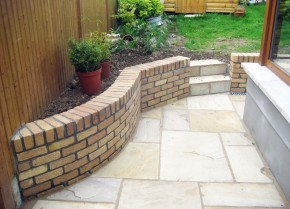 Garden Paving & Brickwork 1B