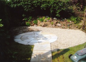 Garden Paving & Brickwork 1C